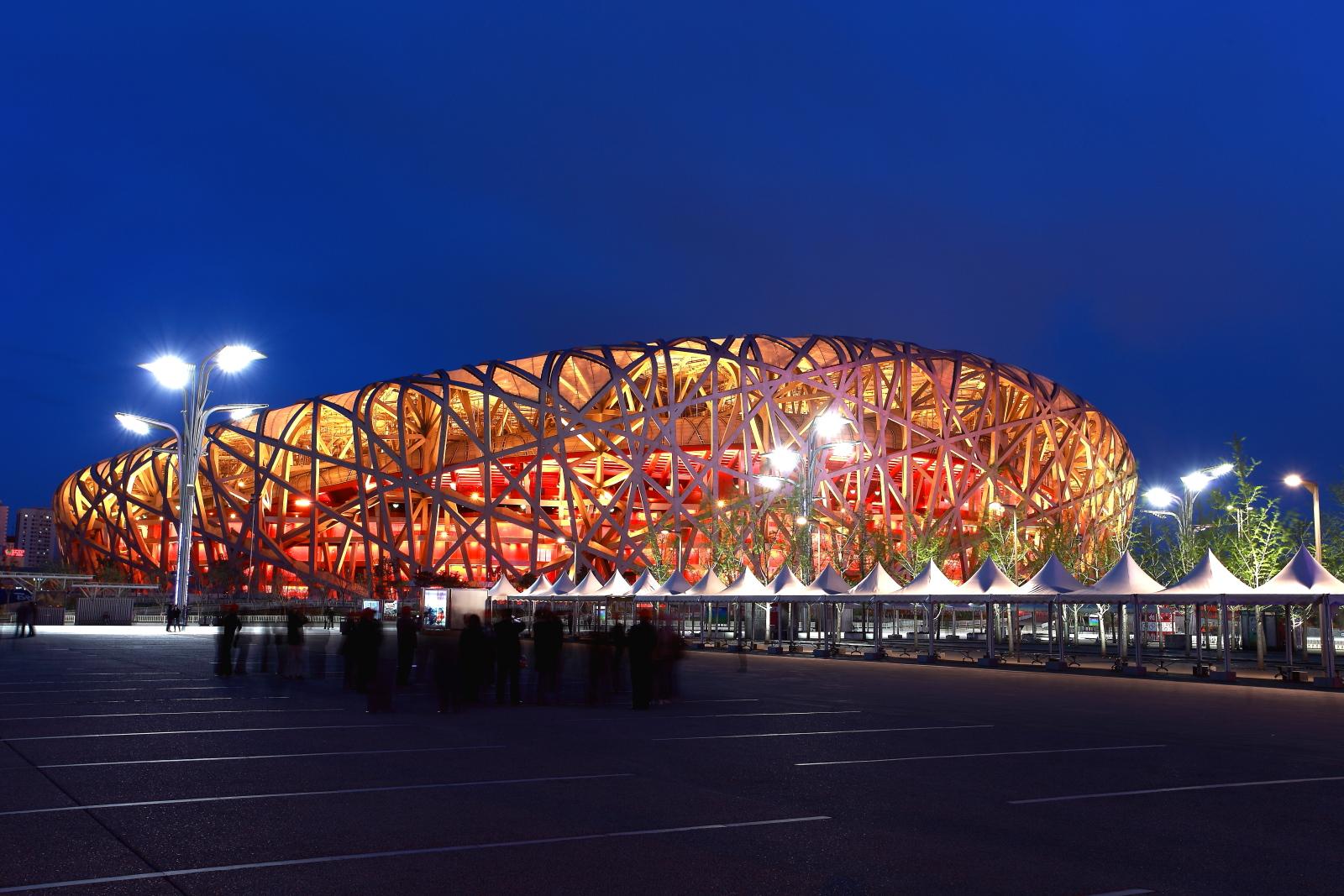北京动物园照片